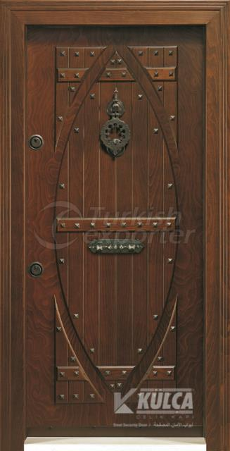Z-9036 (Exclusive Steel Door)